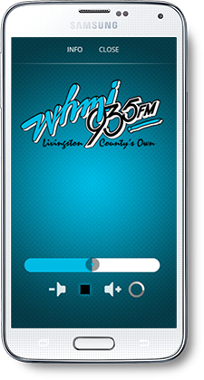 WHMI Android Mobile App