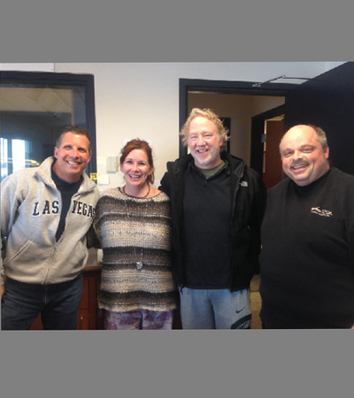 Tim Busfield & Melissa Gilbert
