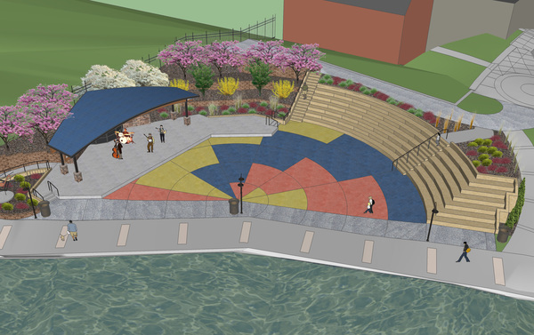 Brighton City Council Names and Sets Rates for Amphitheater