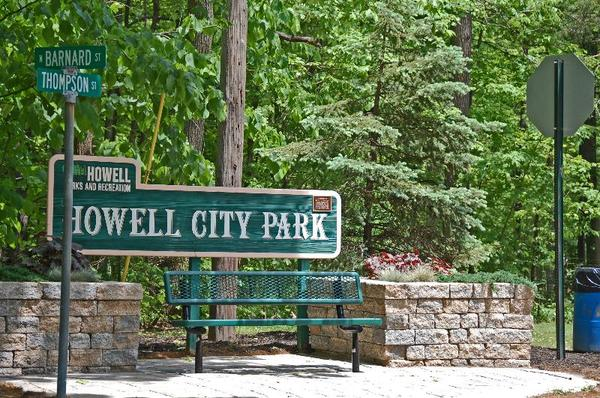 "Howell City Park To Be Renamed ""City Of Howell Scofield Park"""