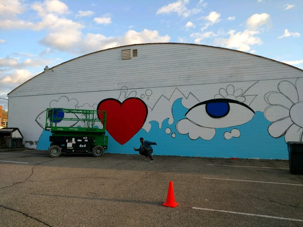 Howell Art Project & Food Truck Tuesday Underway Downtown