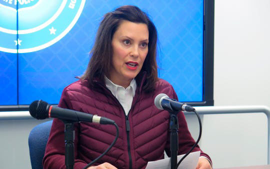 Whitmer Declares Emergency After COVID-19 Confirmed In Michigan