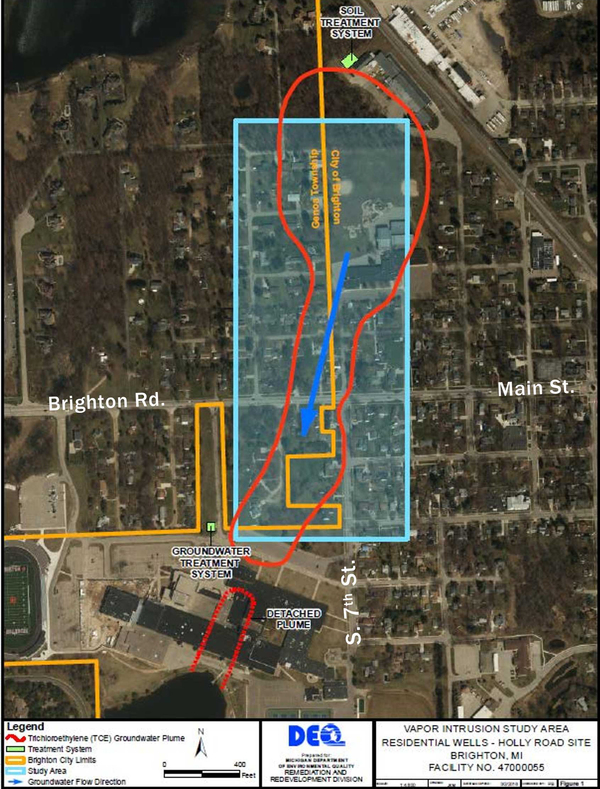 MDEQ Expands Testing Of Homes Surrounding Contaminated Site