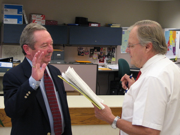 Hamburg Township Trustee Jim Neilson Passes Away Monday