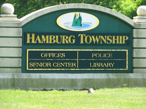 Preliminary Site Plan For 70 Homes In Hamburg Township Reccommended For Approval