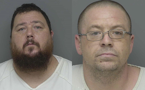 Two Men Charged With Cashing In Bogus Bottle Returns