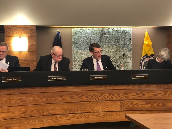 Parker Re-Elected As County Board Chairman