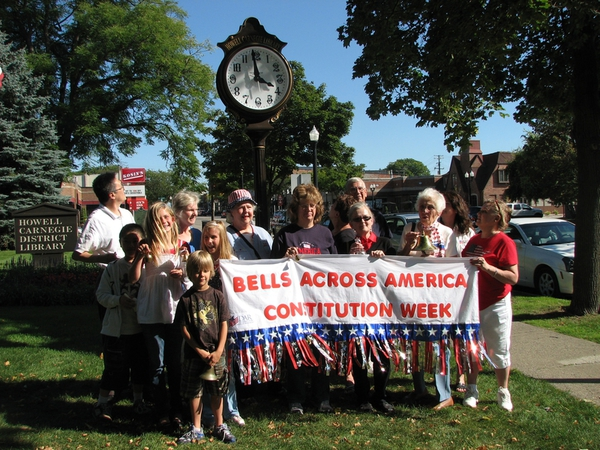 Annual Bells Across America Event To Be Held In Howell