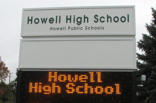 Howell High School Resumes In-Person Instruction