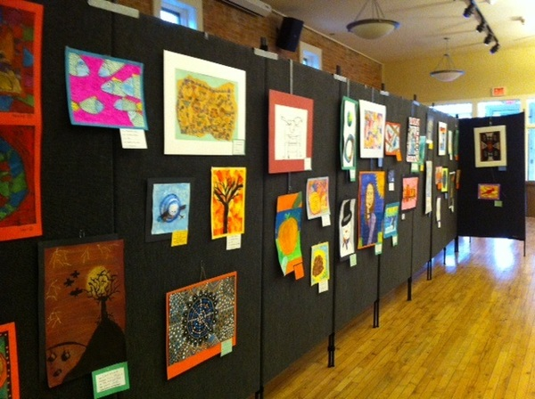 Got Art 2019 Exhibit Continues At Howell Opera House