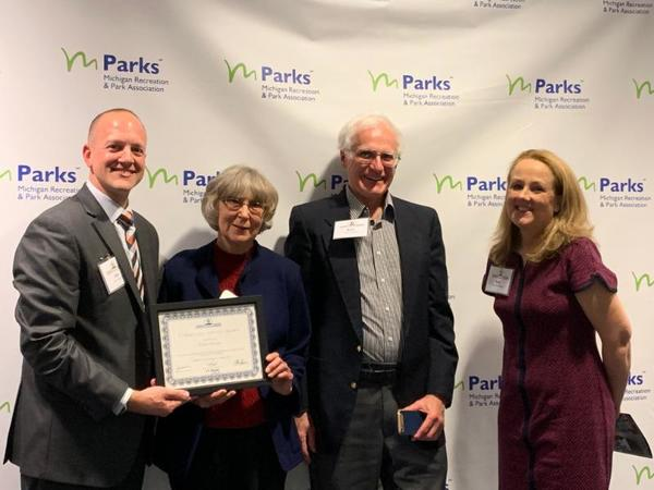 Metroparks Volunteers Honored At mParks Awards