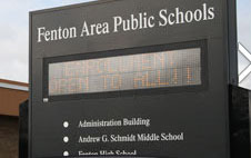 Fenton Area Public Schools To Make Up Three Snow Days