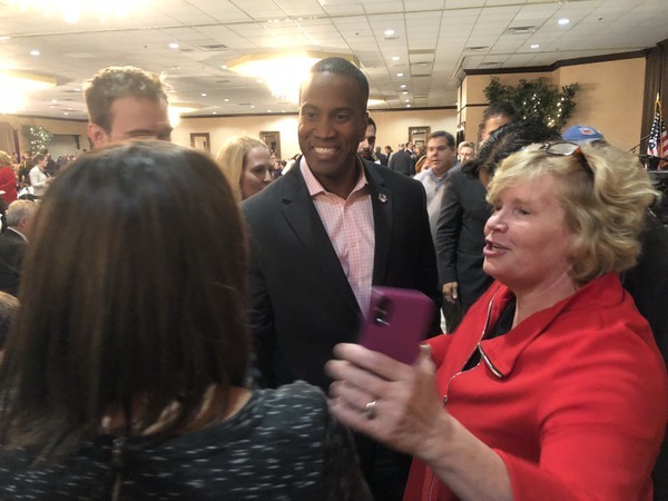 James, Schuette Speak To Local Republicans At Annual Dinner