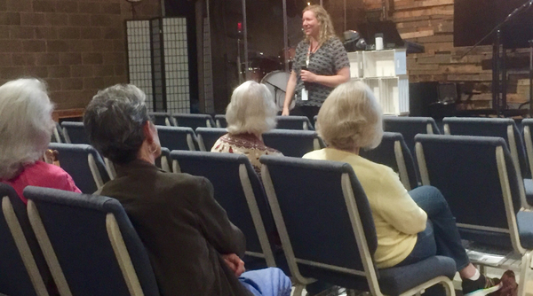 Seminar Offers Tips and Tricks To Seniors On Avoiding Scams