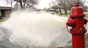 City of Brighton to Perform Fire Hydrant Flushing