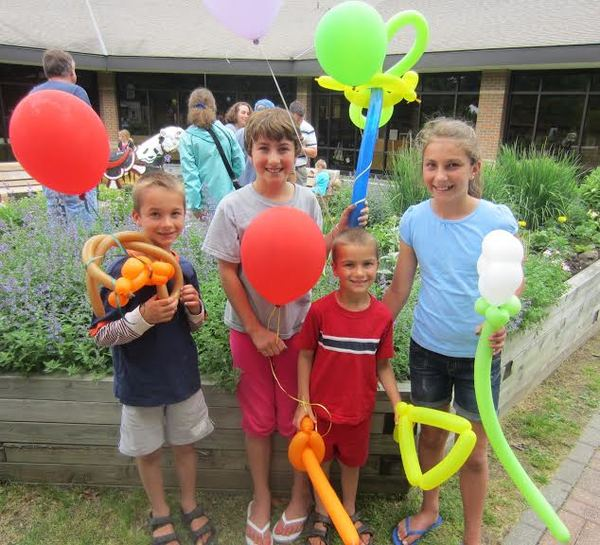 Springfest Event To Kick-Off Library's Summer Reading Program