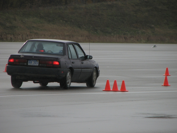 Advanced Teen Driver Safety Training Course Offered