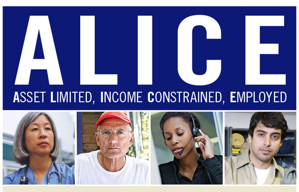United Way To Present ALICE Report To Local Democrats