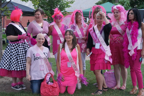 Pink Party Seeks Funds To Buy Ultrasound Unit For Breast Cancer Detection