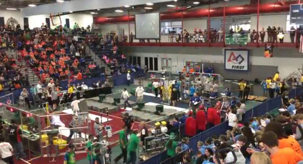 FIRST Robot Competition Coming To Howell