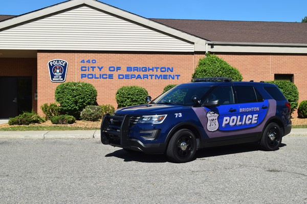 New Patrol Officer Hired for Brighton Police Dept.