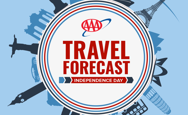 AAA Michigan Projects Record 4th Of July Travel