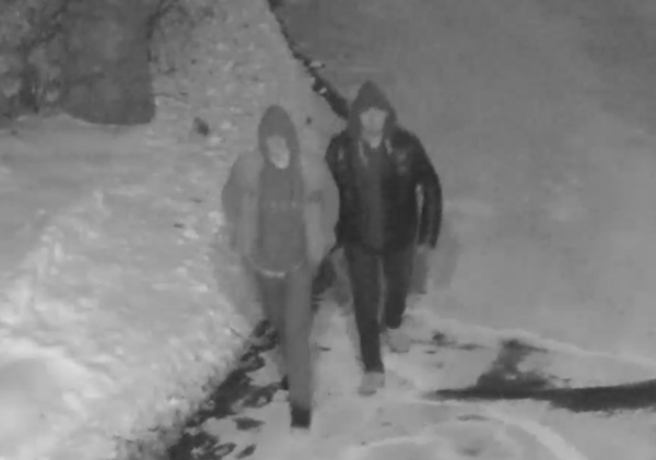 Brighton Police Looking For Church Vandals