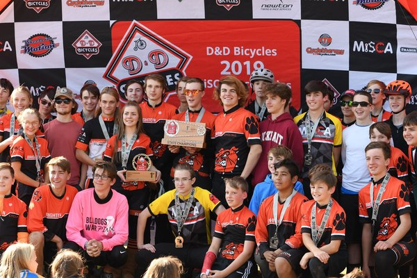 Brighton Cycling Club Wins 6th Straight State Championship