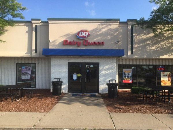 Hartland Township Dairy Queen To Be Razed, Rebuilt