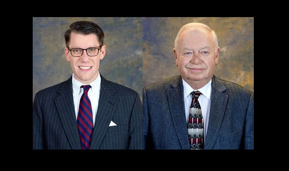 Commissioners Parker, Dolan Named Chair & Vice Chair Of County Board