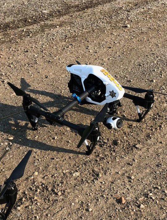 Police Drone Helps Locate Lost Man In Putnam Twp.