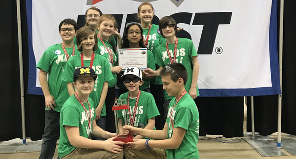 FIRST Robotics Clubs Expand To All Howell Public Schools