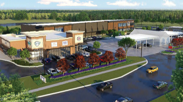 """Mixture Of Commercial Uses"" In Redevelopment Proposed In Genoa Twp."