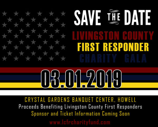 Charity Gala To Support Local First Responders