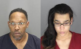 Couple Arrested After Following Undercover Detectives