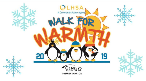 OLHSA Walk For Warmth Coming This February