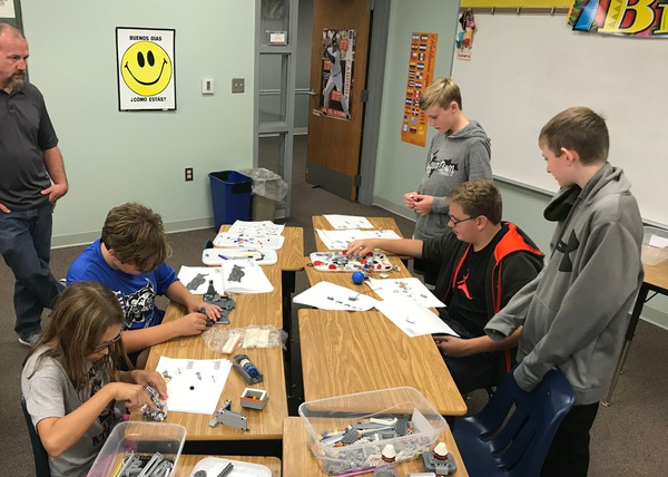 St. Mary Catholic School to Offer FIRST LEGO League Robotics
