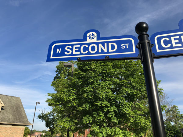 N. Second St. in Brighton Reopened to Traffic