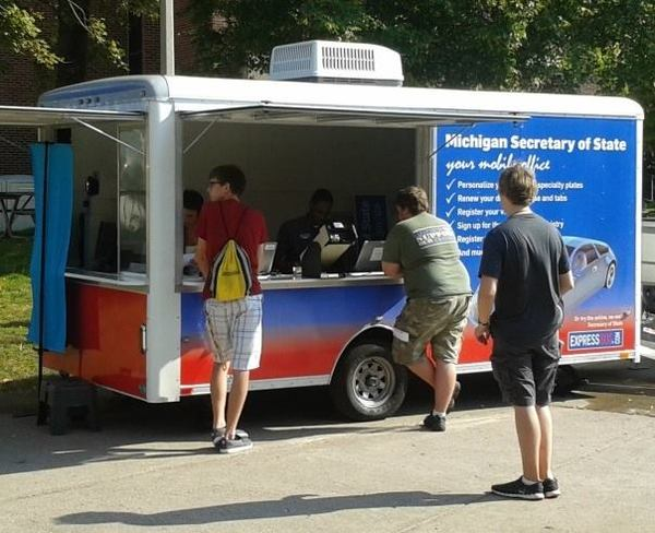 Secretary Of State Mobile Office Coming to Salem-South Lyon Library