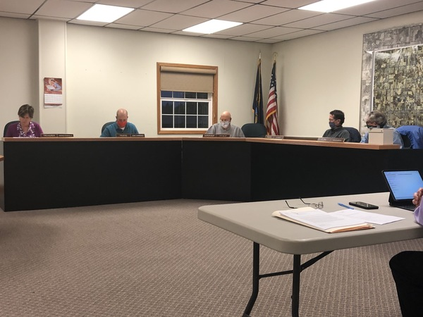 Iosco Twp Officials Discuss Marijuana Ordinance