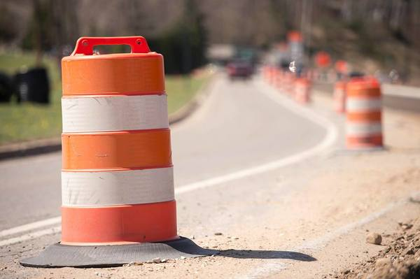 Paving Projects This Week In Oceola & Howell Townships