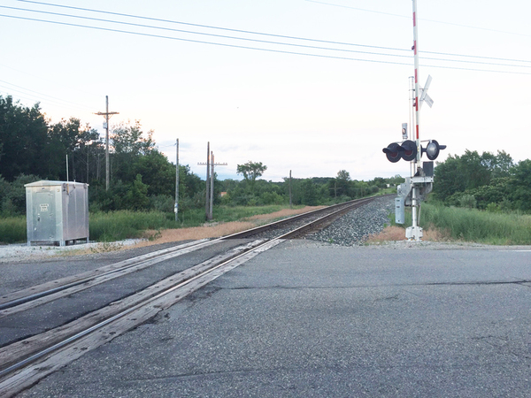 All-Day Closure Planned For Chilson Road At Railroad Crossing Wednesday