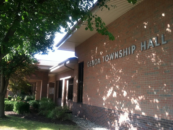 Upgrades To Security & Lighting Planned At Genoa Township Hall
