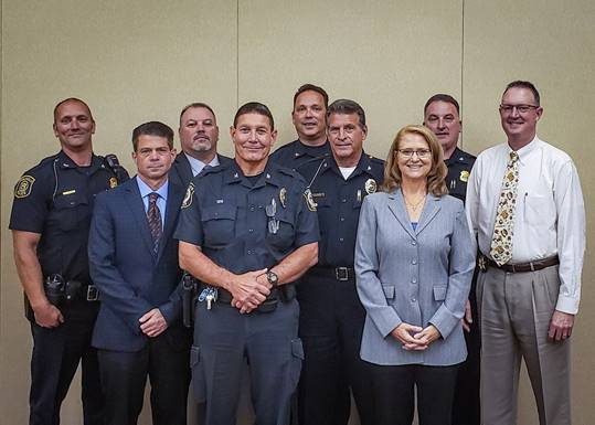 Theis Holds Law Enforcement Roundtable
