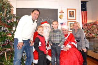 Free Photos, Activities With Santa Sunday