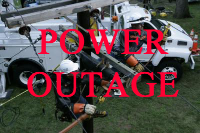 Thousands Without Power After Storms