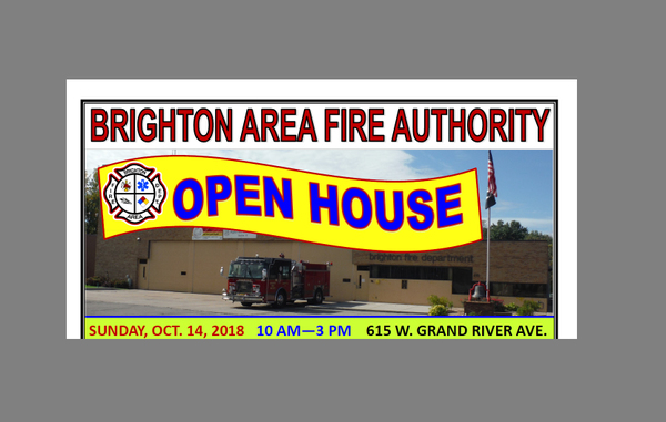 Brighton Fire Authority Open House