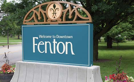 Historic Sculpture To Be Gifted To City Of Fenton
