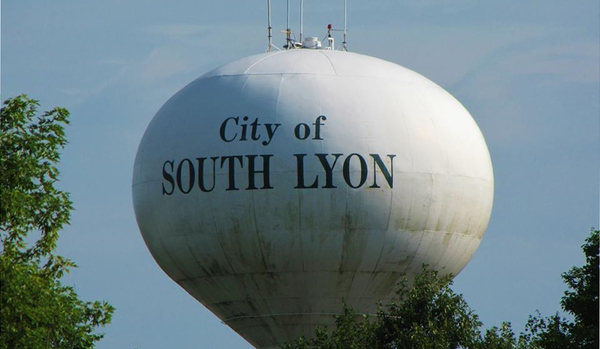 South Lyon Water Tower To Undergo Maintenance