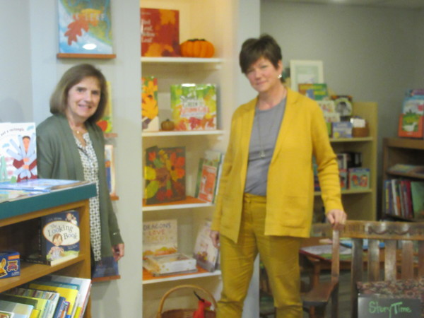 """Best Friends"" Open Bookshop in Downtown Brighton"